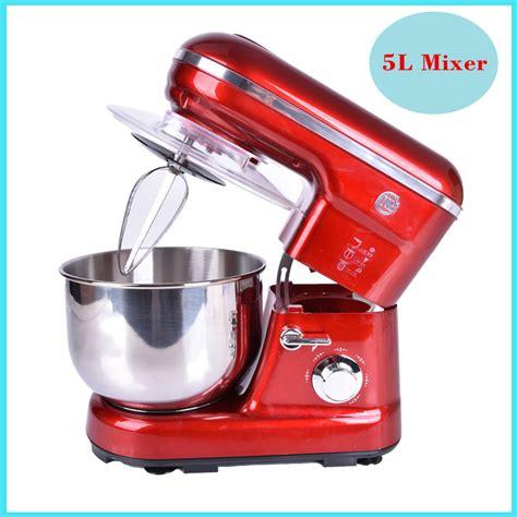 Mixer Berjaya 5 Liter 1pc 5 liters electric stand mixer food mixer food