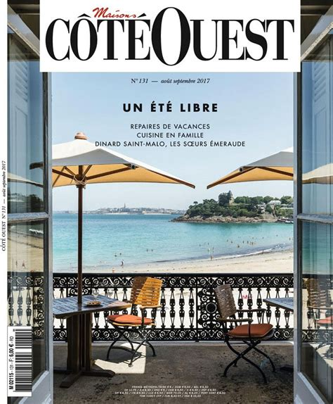 Cote Ouest Magazine by In The Press Cote Ouest Laminx