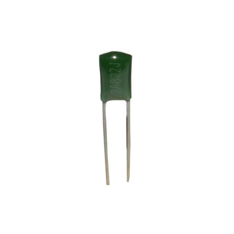 polyester mylar capacitor 00082uf 82nf