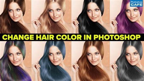 change hair color online 8 free photoshop tutorials for beginners and beyond
