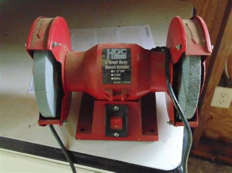 small bench grinder hdc 6 quot small body bench grinder