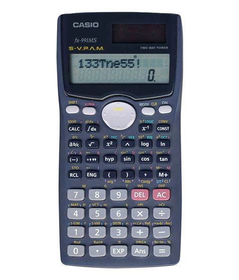 Casio Calculator Mj 12d buy casio scientific calculator fx 82ms on snapdeal