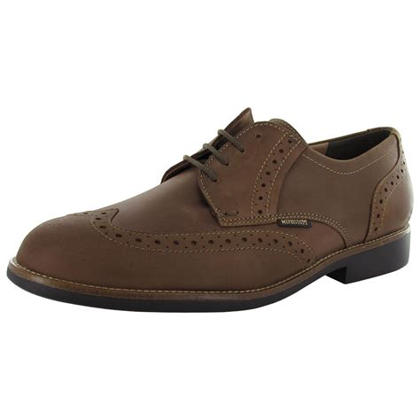 mephisto feros casual oxford shoe ebay