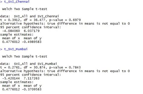 t test r how to save t test result in r to a txt file stack overflow