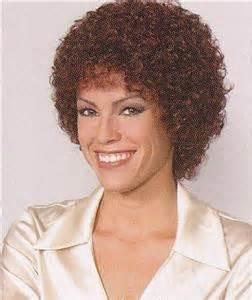 tight perms for hair dark auburn short wig w medium tight curls sandra ebay
