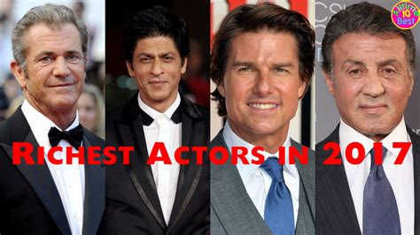 Top 10 Richest Actors According To Their Net Worth Heyyo by World Top 10 Richest Actors In 2017 And Their Net Worth