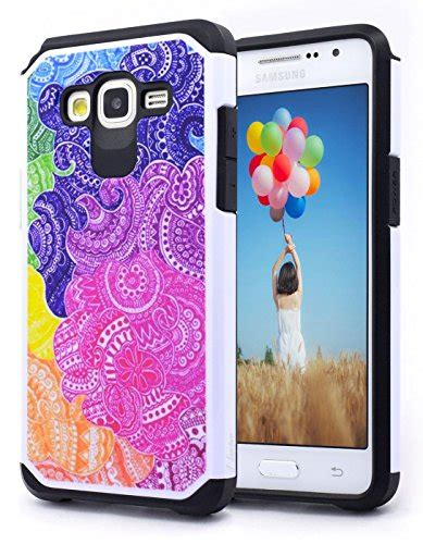 All Considered Samsung Galaxy Grand Prime Casing Premium nagebee dual layer hybrid defender for samsu on sale for 6 99