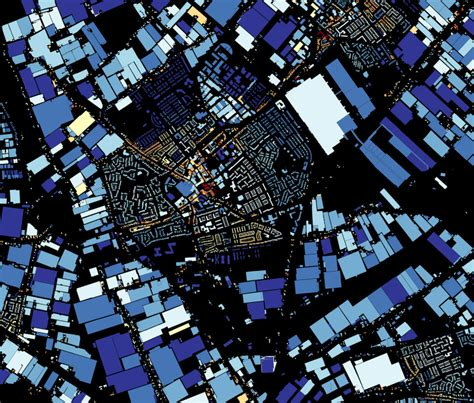 netherlands buildings map software engineers map all the buildings in the