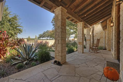 texas hill country porch hill country style homes hill country ranch on the san gabriel river by steve