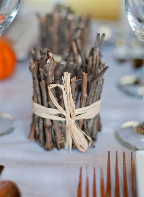 Handmade Wedding Centerpieces - 18 stunning diy rustic wedding decorations