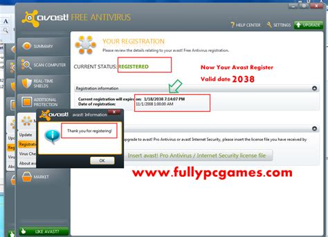 avast antivirus free download full version registered how to register avast antivirus with serial key free
