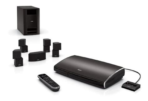 bose lifestyle  home theater system discontinued
