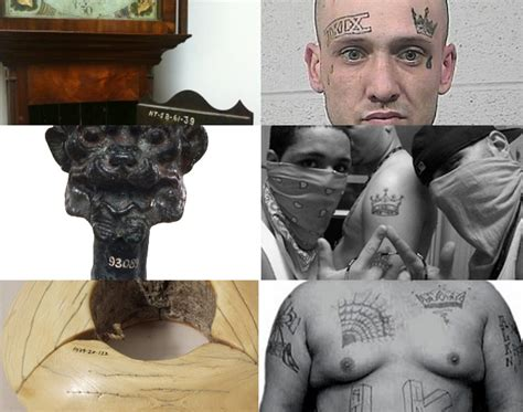 gang tattoos pictures symbols their meanings