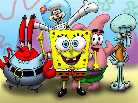 spongebob at bilder spongebob und seinen freunden spongebob nets