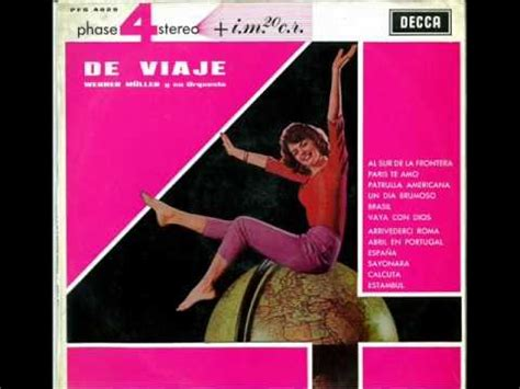 caterina valente discografia completa werner muller you belong to my heart solamente un