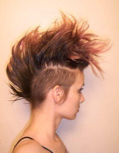dreadlock extensions on pixie cut love the natural color and fullness on top undercut