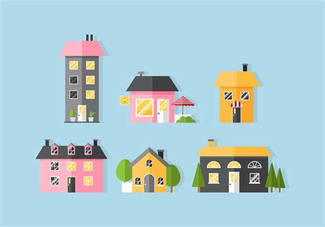 vector house   vectors clipart graphics