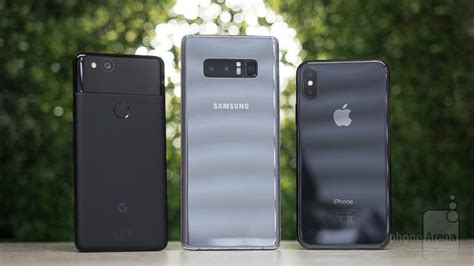 google images zoom iphone google pixel 2 vs iphone x galaxy note 8 portrait camera