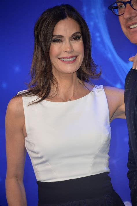 Teri Hatcher | teri hatcher at disneyland paris 25th anniversary