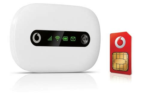 mobile wifi device vodafone r207 pay as you go mobile wifi device with 2gb