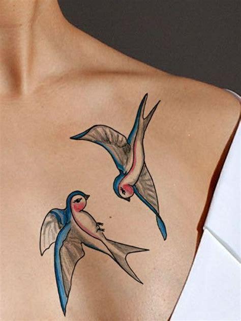 tattoo tribal oiseau les meilleures id 233 es pour un tatouage oiseau et sa
