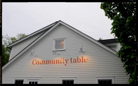 community table ct community table in washington ct twilight at morningside