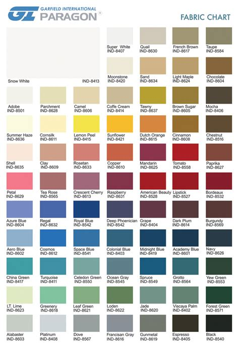 comfort colors colors chart 7 best images of comfort colors t shirts color chart