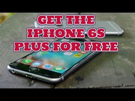 Free Iphone 6s Plus Giveaway - get the new iphone 6s plus free giveaway give away youtube