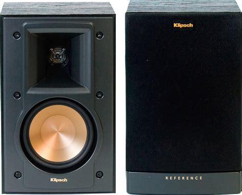 klipsch reference rb 41 ii bookshelf speakers at