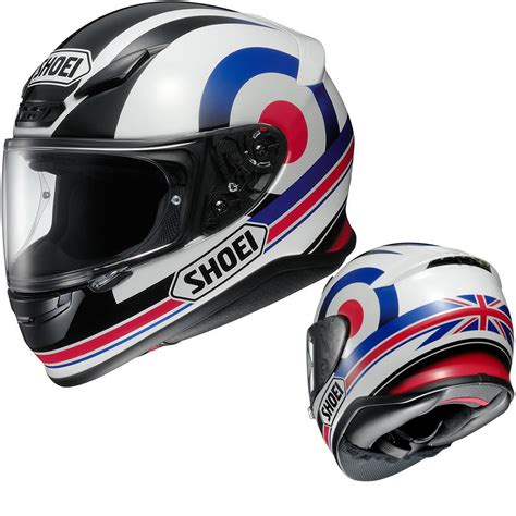 shoei helmets motocross shoei nxr beaufighter union jack target racing sports
