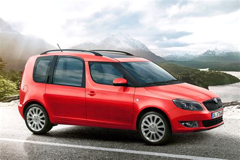 2014 skoda roomster autos post