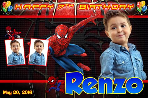 birthday tarpaulin layout free download jdr grafix editable template