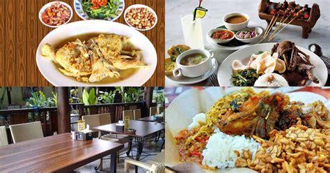 tempat makan enak murah halal  kuta makanan jawa