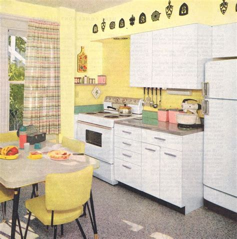 yellow kitchen design 195 best yellow retro kitchens images on
