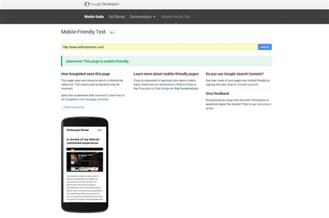 Theme Google Mobile | basic tips on making a wordpress site mobile friendly