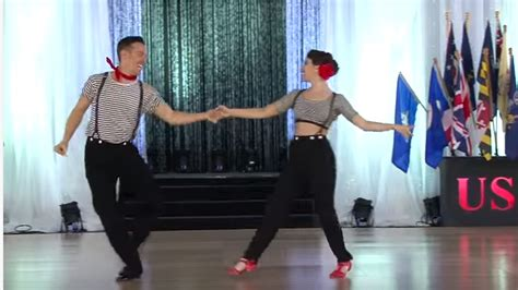 buddy schwimmer west coast swing benji schwimmer nicole clonch us open swing dance