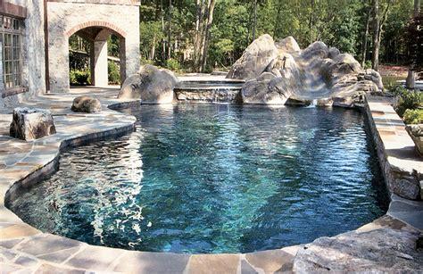 Kitchen Ideas Tulsa roman grecian pools blue haven custom swimming pool