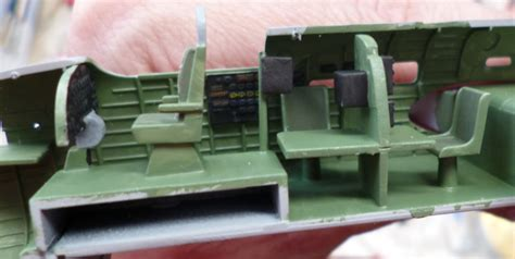 Interiors Lancaster by The Unofficial Airfix Modellers Forum View Topic Rob S Lancaster Biii Dambuster Finished
