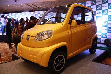 re bajaj new car bajaj re60 may take world s cheapest car title from tata
