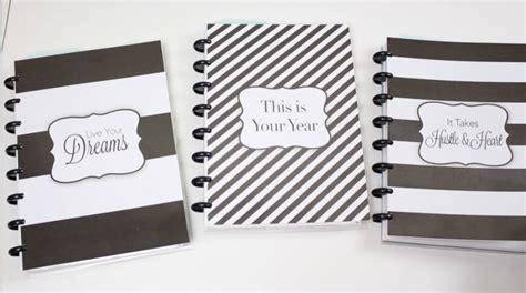 design own cover photo diy planner covers strange charmed shopstrange