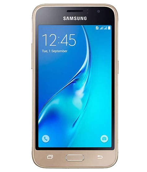 www samsung samsung sm j120 8gb gold mobile phones online at low