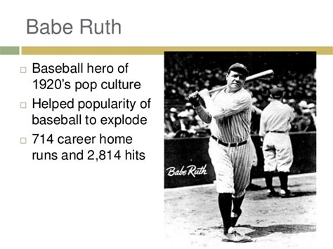 Pdf Why Did Ruth Stop Baseball by 1920 S Unit Review For Essential Questions