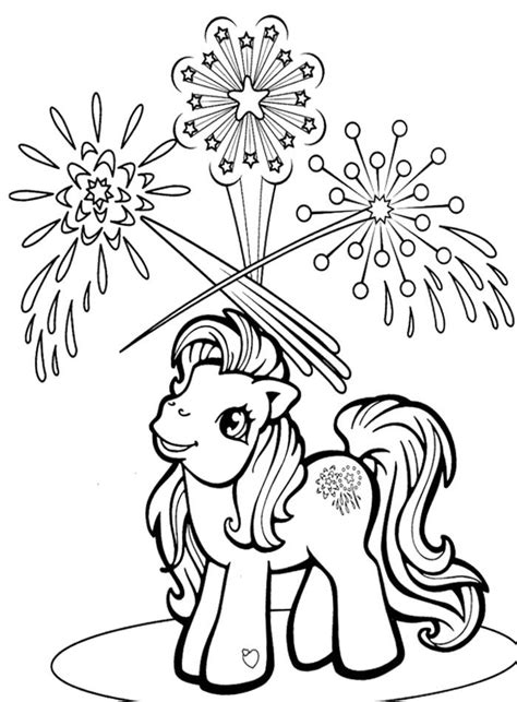 fireworks coloring page coloring home