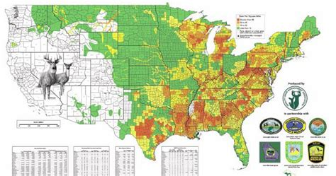 texas deer population map should i live in new hshire or pennsylvania pa page 3 city data forum