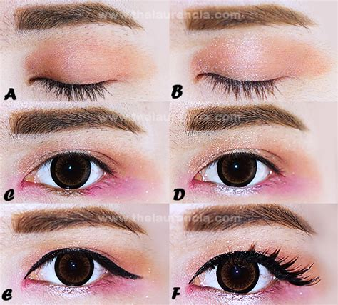 Etude Eye And Eyebrow Pallete how to big dolly ตาแบ วชวนฝ น