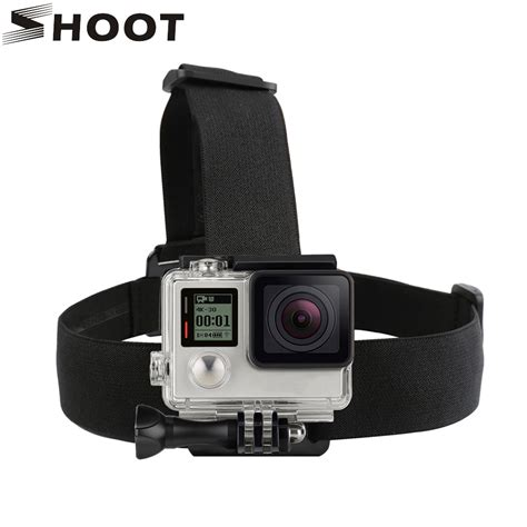 Sjcam Gopro shoot elastic harness for gopro 5 3 4 session sjcam sj4000 sj5000 xiaoyi yi 4k