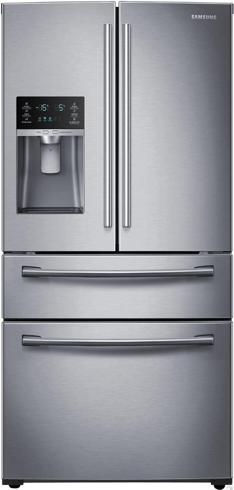 How To Clean Samsung Refrigerator Drawers by Samsung Rf28hmedb 28 15 Cu Ft Door Refrigerator