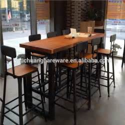 Shop Kitchen Tables Casual Coffee Shop Wood Dining Tables And Chairs Wholesale Buy Dining Tables And Chairs Coffee