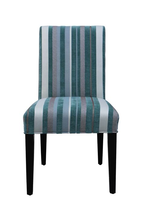 Rima Stripe Blue teal blue leather dining chairs dorian faux leather upholstered dining chair set of 2 by inspire