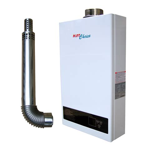 what is a direct vent gas water heater hot choice direct vent natural gas tankless water heater